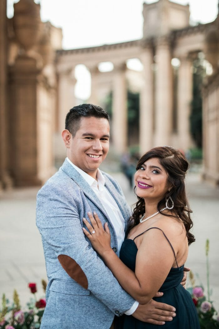 Image 1 of Rachel and Carlos