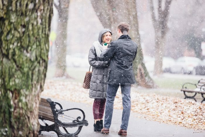 Wedding Proposal Ideas in Boston, MA