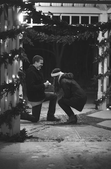 Marriage Proposal Ideas in Rockford Michigan