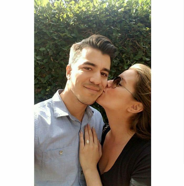 Maxine and Jorge's Engagement in Savannah, Georgia