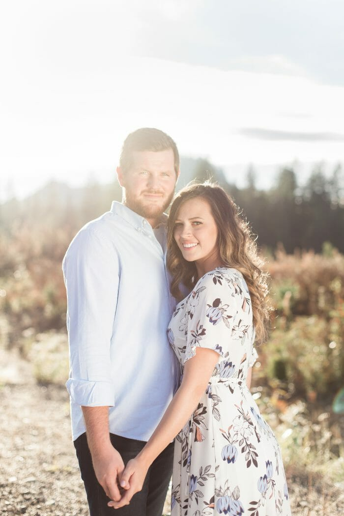 Wedding Proposal Ideas in Winthrop, WA