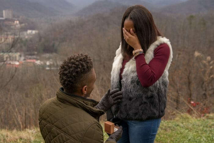 Wedding Proposal Ideas in Gatlinburg, Tenn. Great Smoky Mountains