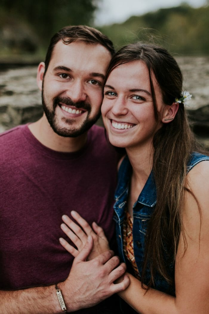Marriage Proposal Ideas in Lieber State Park