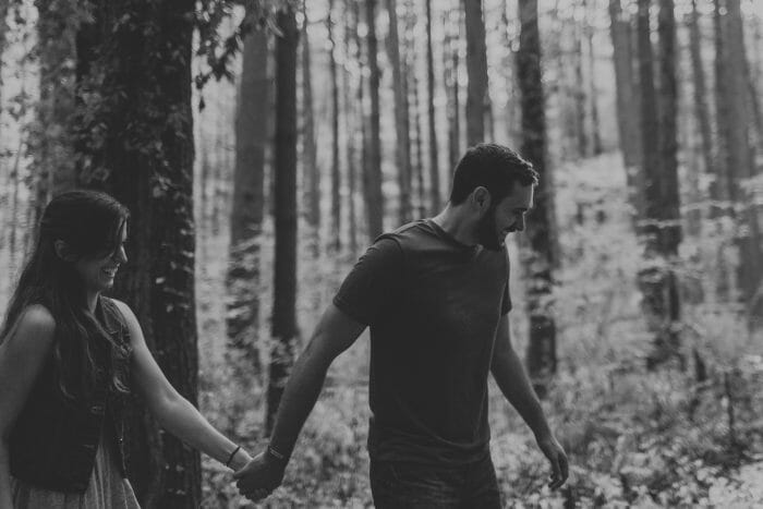 Where to Propose in Lieber State Park