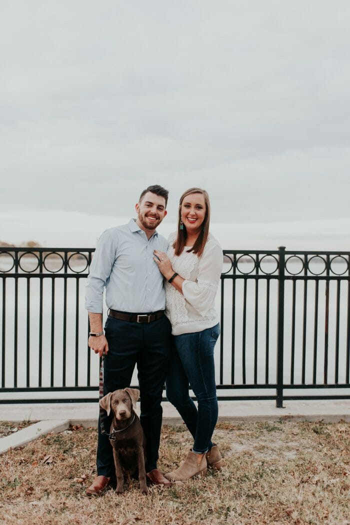 Wedding Proposal Ideas in White Rock Lake, Dallas, Texas