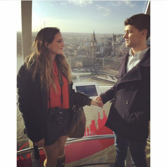 Marriage Proposal Ideas in NEW YORK (TOP OF THE ROCK)