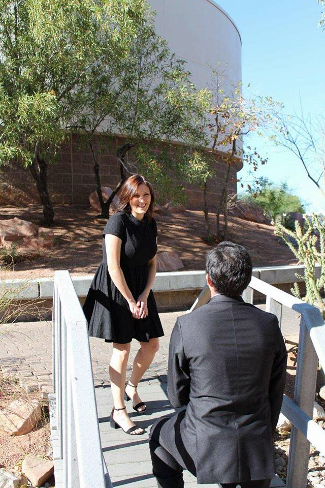Marriage Proposal Ideas in Las Vegas, NV