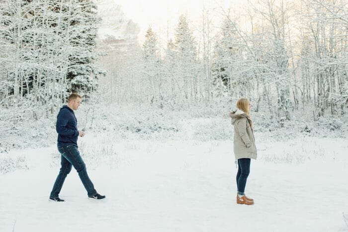 Marriage Proposal Ideas in Sundance Mountain Resort
