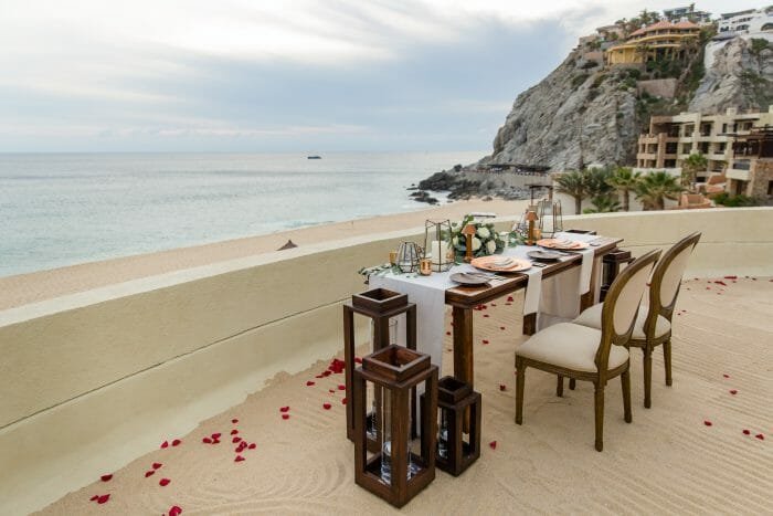 Wedding Proposal Ideas in Cabo San Lucas