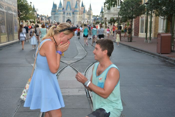 Marriage Proposal Ideas in Walt Disney World®, Florida
