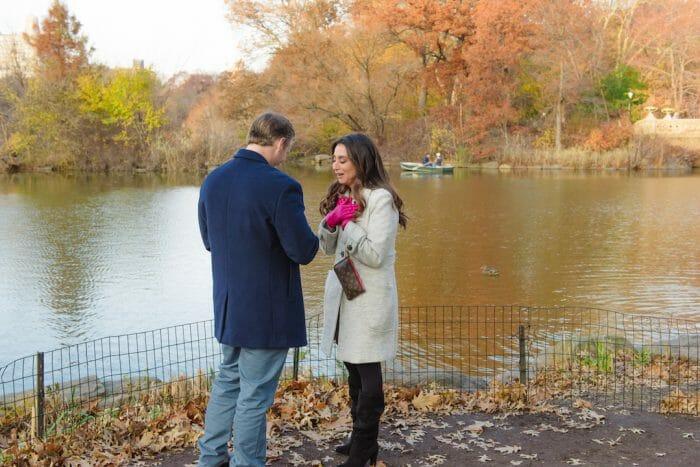 Proposal Ideas Central Park New York, New York