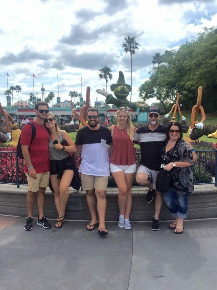 Emma and Ryan's Engagement in Walt Disney World - Animal Kingdom