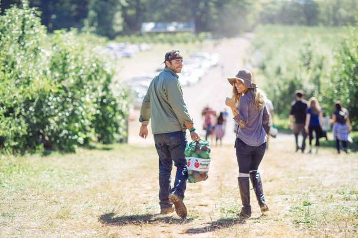 Marriage Proposal Ideas in Pennings Orchard, Warwick, NY
