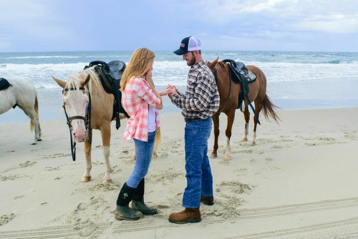Where to Propose in Hatteras, NC