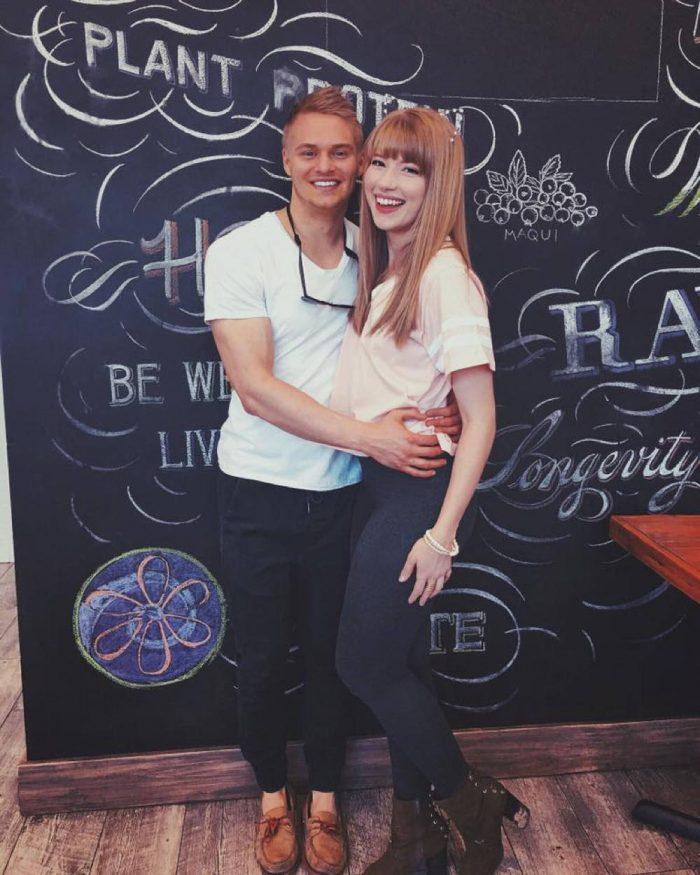 Monica Moore and Justin Mark's Engagement in Buffalo Peak, Utah
