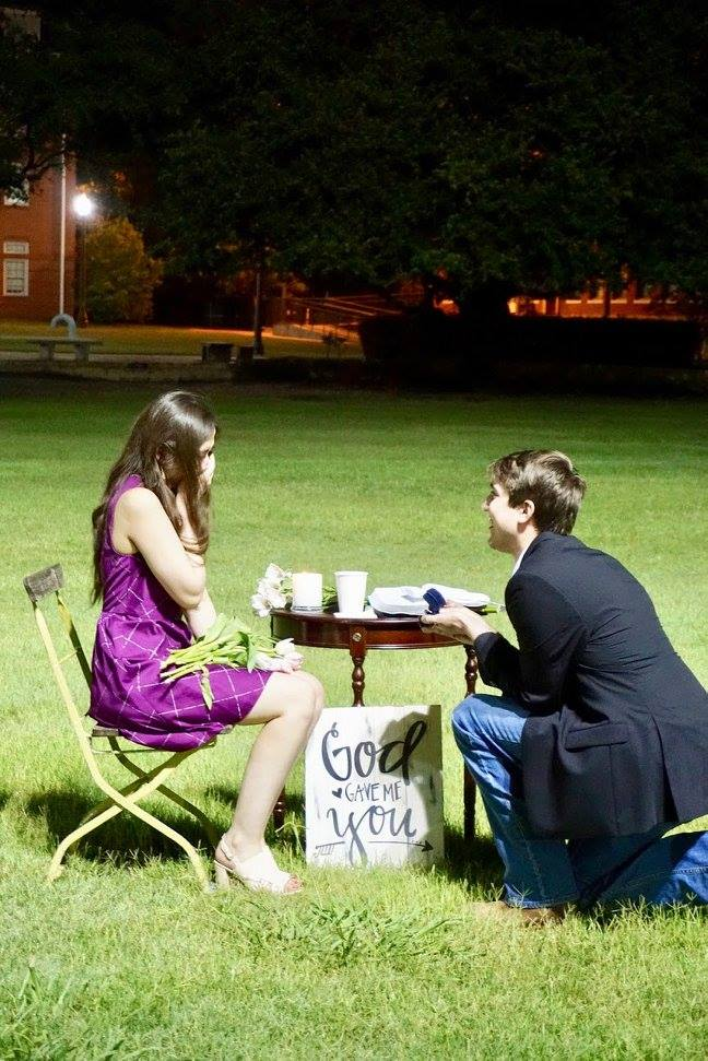 Engagement Proposal Ideas in Waco, TX