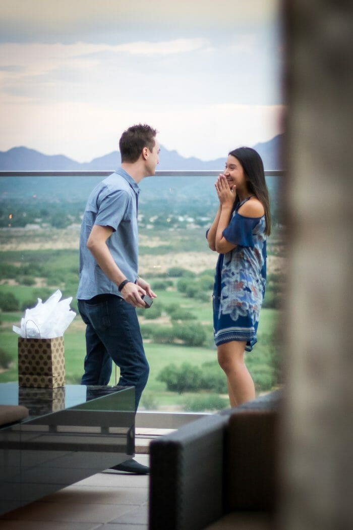 Proposal Ideas Scottsdale, Arizona