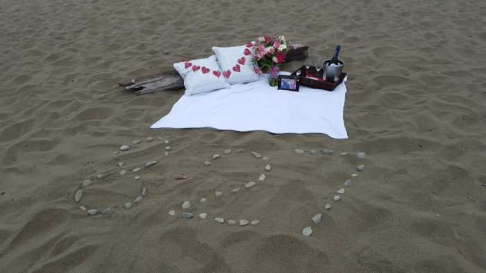 Where to Propose in Baker Beach in San Francisco