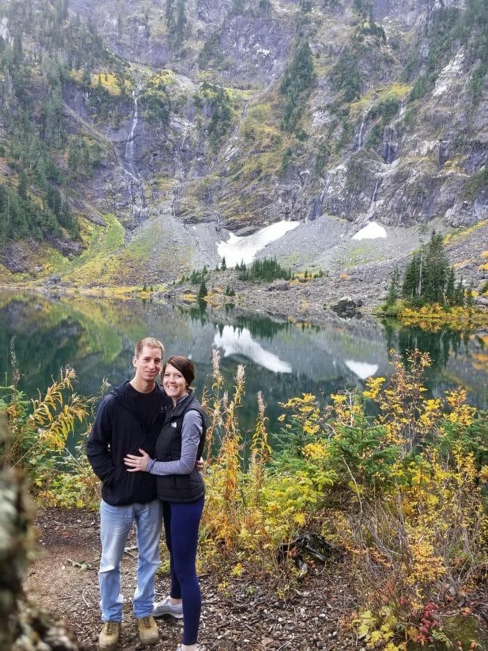 Marriage Proposal Ideas in Lake Twenty-Two, Seattle Washington