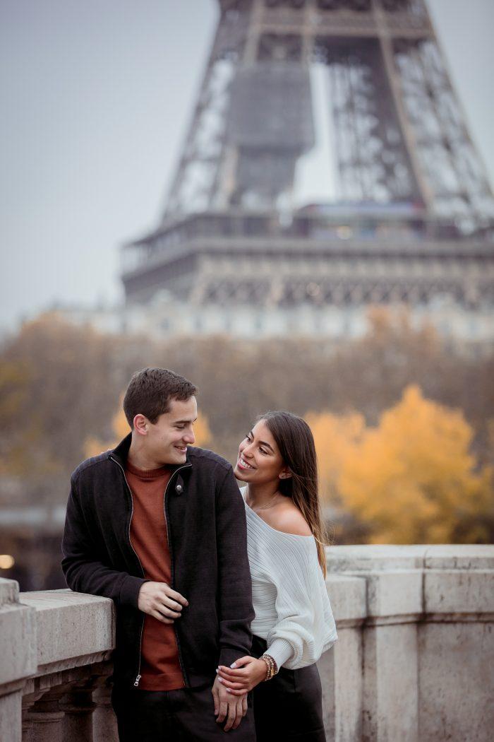Engagement Proposal Ideas in Paris, France