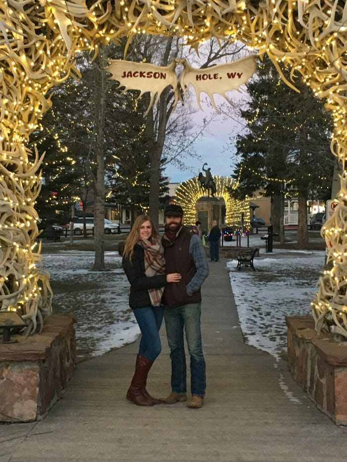 Where to Propose in Jackson Hole, Wyoming