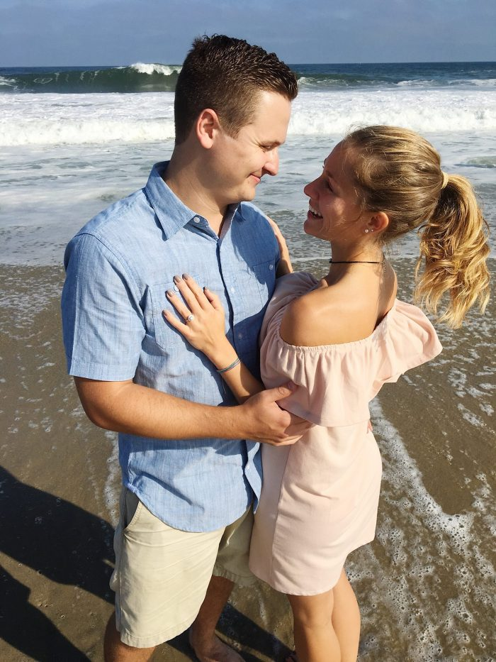 Where to Propose in Belmar Beach New Jersey