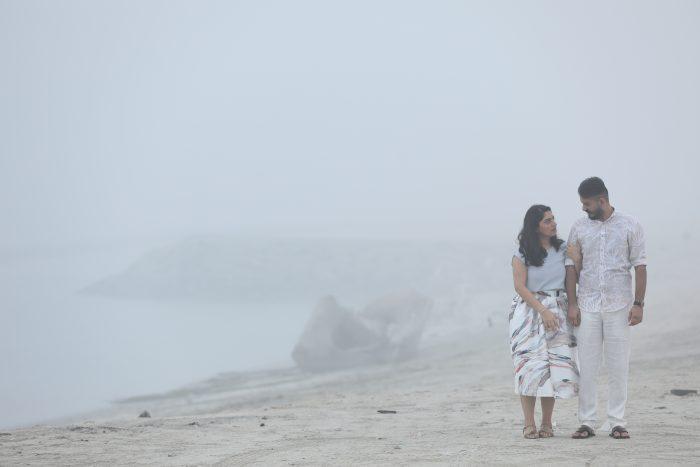 Mira and Chirag's Engagement in Paris