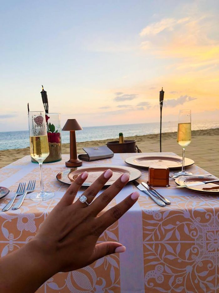 Jayna's Proposal in Cabo San Lucas, Mexico