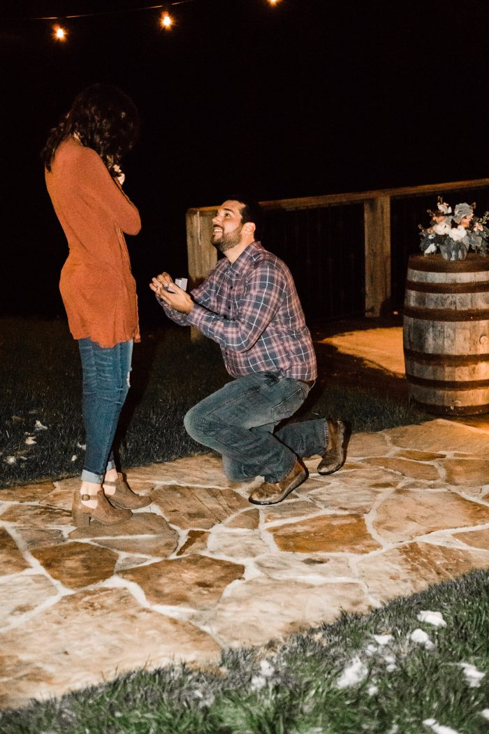 Where to Propose in Flagstone Farm