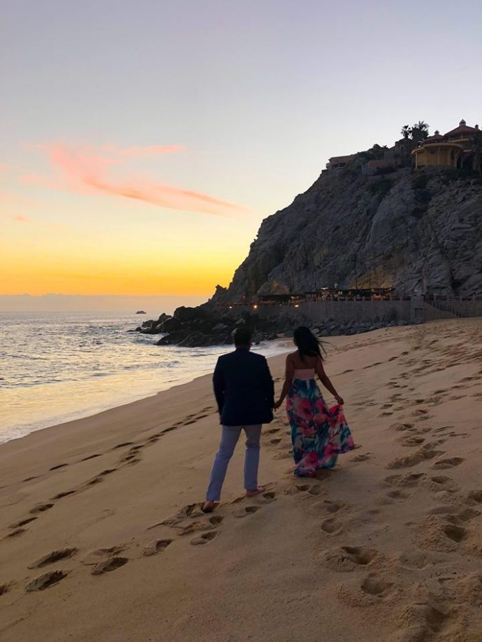 Engagement Proposal Ideas in Cabo San Lucas, Mexico