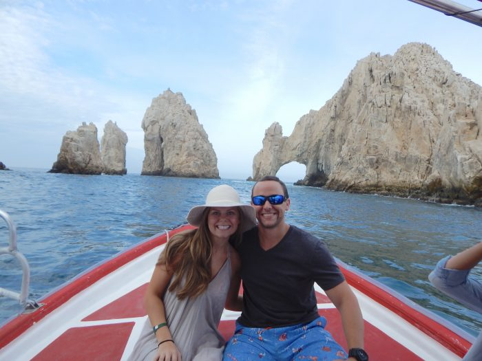 Patricia and Grayson's Engagement in Cabo San Lucas, MX