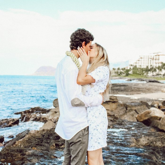 Where to Propose in Oahu, Hawaii