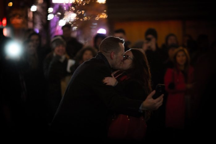 Where to Propose in Toronto Christmas Market