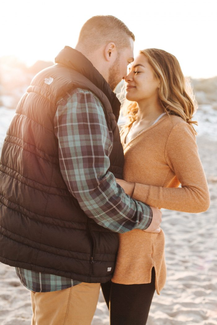 Marriage Proposal Ideas in Antelope Island