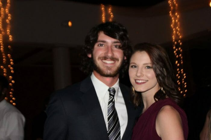 Image 1 of Amanda and Zac