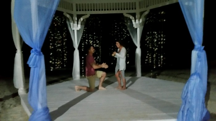 Image 4 of 16 Marriage Proposals Inspired by Lost Loved Ones