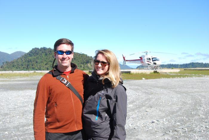 Marriage Proposal Ideas in Western Alps of New Zealand
