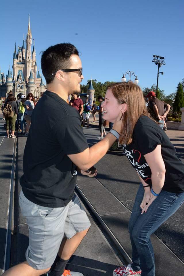 Proposal Ideas Disneyworld
