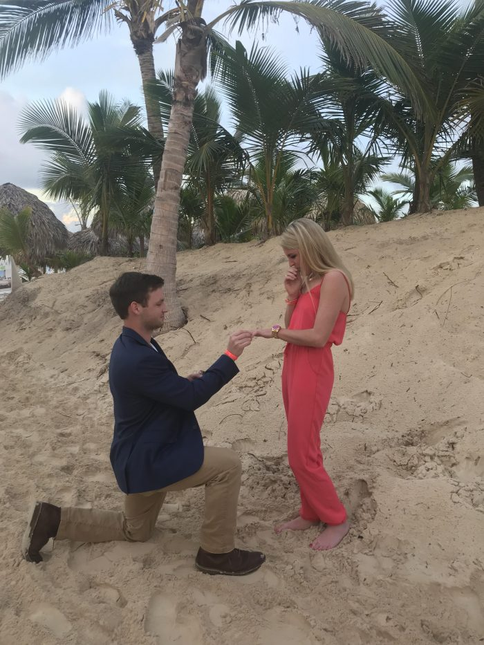 Wedding Proposal Ideas in Punta Cana