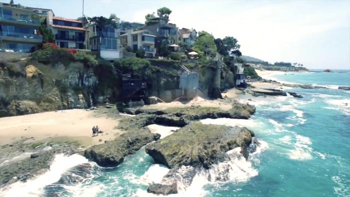 Engagement Proposal Ideas in Laguna Beach California