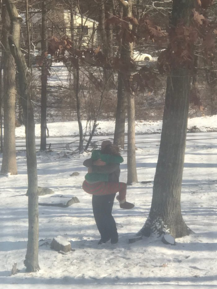 Jessica's Proposal in New Jersey