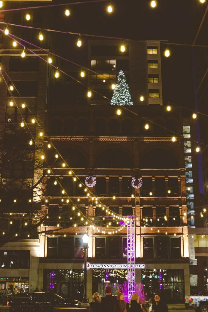 Where to Propose in Downtown Detroit