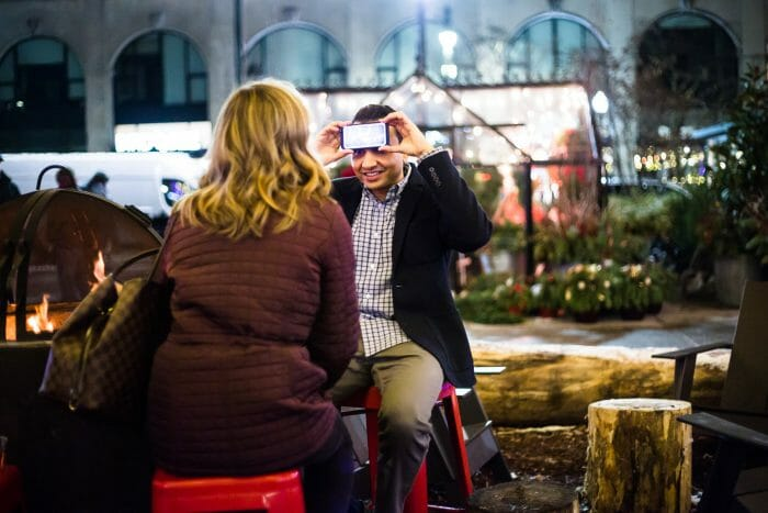 Marriage Proposal Ideas in Downtown Detroit