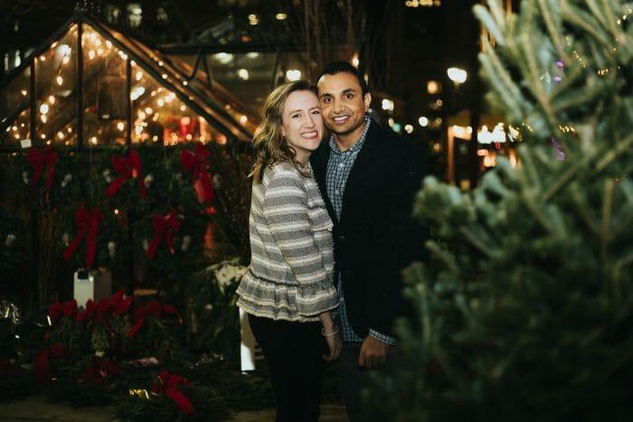 Image 1 of Jillian and Shamik