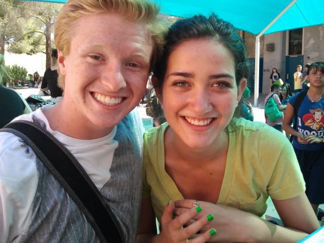 Image 1 of Skye and Kyle
