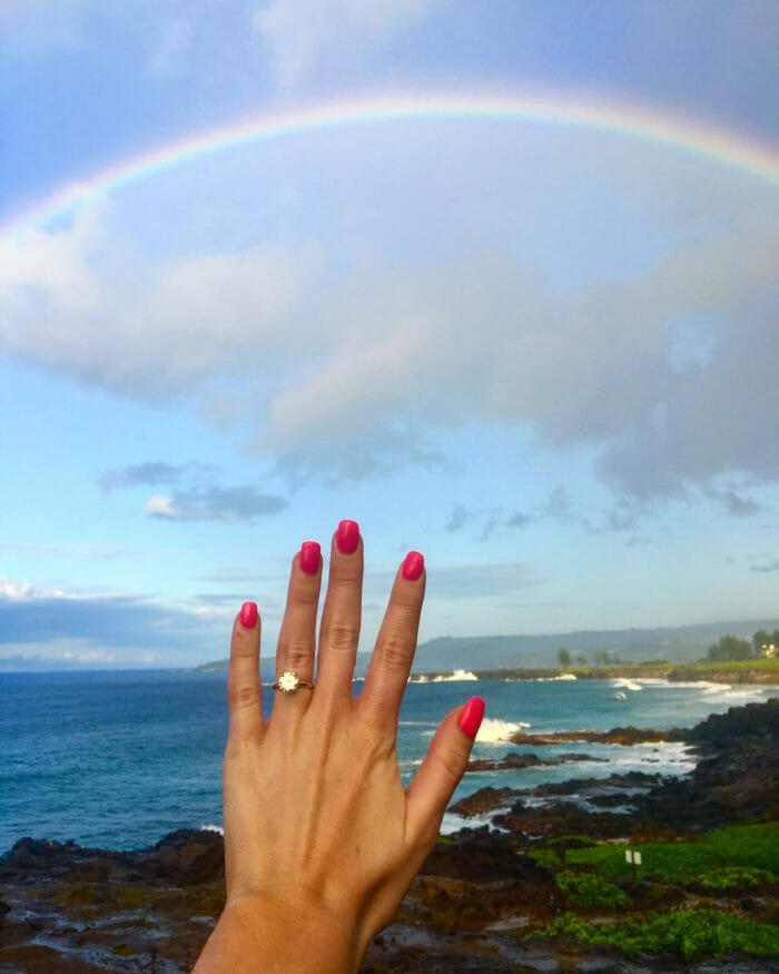 Marriage Proposal Ideas in Kapalua Coastal Trail, Maui, Hawaii