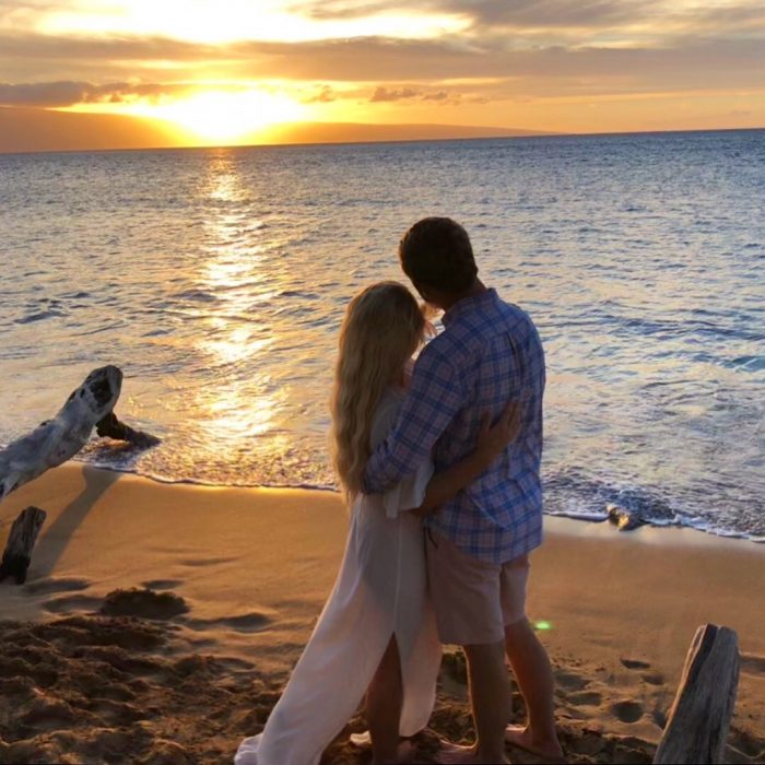 Lauren and Caleb's Engagement in Maui, Hawaii