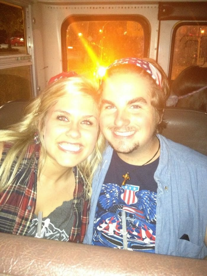 Image 1 of Heidi and Adam