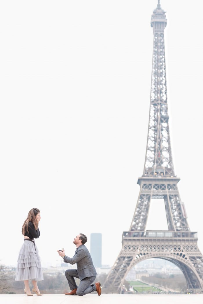 Marriage Proposal Ideas in Paris France