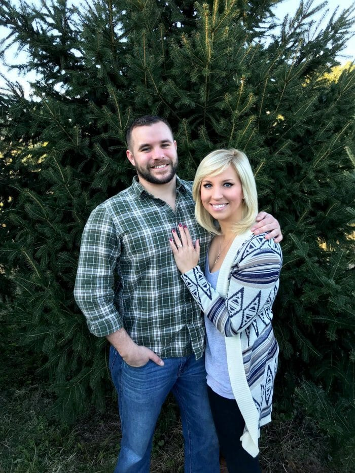 Proposal Ideas Mistletoe Christmas Tree Farm in Stow, MA